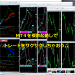 MT4を複数起動(多重起動)させる方法