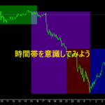 日本・ヨーロッパ・アメリカの時間帯を意識してみよう