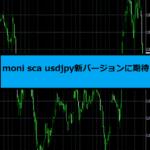 ねこ博士EA Moni_Sca_USDJPYがバージョンアップ