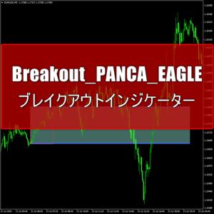 ブレイクアウト用インジケーター「Breakout_PANCA_EAGLE」の使い方