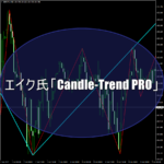 エイク氏「Candle-Trend PRO」のキャンドルアクションを利用した納得のトレードをレビュー